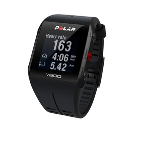 Polar V800 Armband applicatie HR zwart